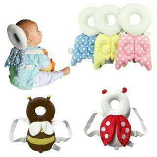 Baby /toddler head protection pillow cushion pad