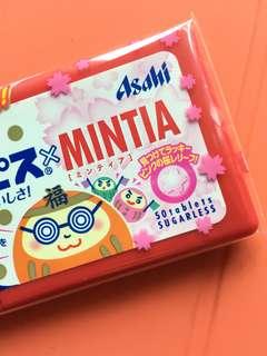 MINTIA「福」薄荷糖特別版(連本地平郵)