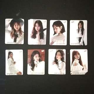 GU9UDAN 32期yes card