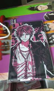K project Suoh Mikoto Towel Multi-cloth