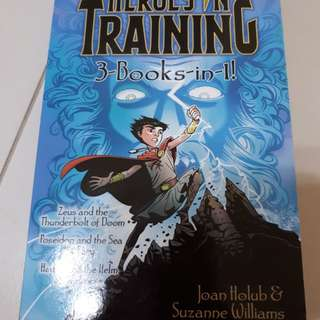 Heroes in Training 3-Books-In-1