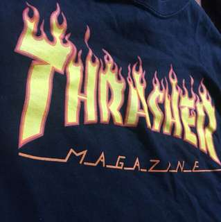 Thrasher 短tee