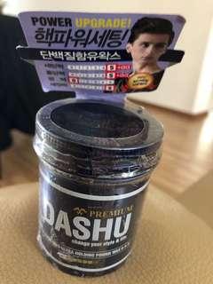 Korean ultra holding wax