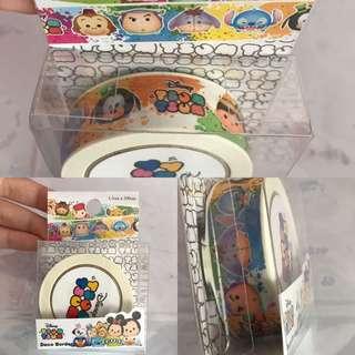 Last Pack Left Disney Tsum Tsum Decoration Cute Design Tape