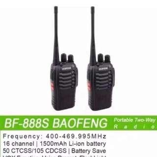 BF-888s (2pcs) black