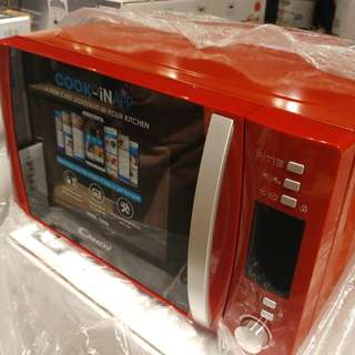 Brand New and Sealed CANDY Microwave Oven with Grill 20L