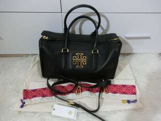 Tory Burch Britten Satchel Bag