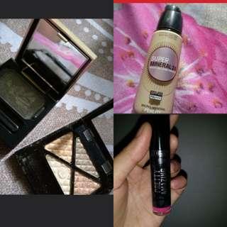 Bundle make up - complete