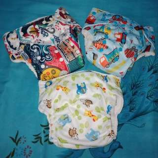 Bundle: cloth diapers