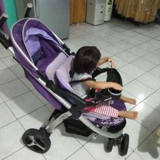 strollers baby yelle infinite