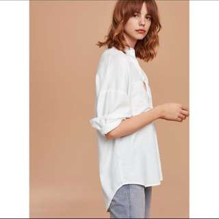 Aritzia Community Plymouth Shirt Size S