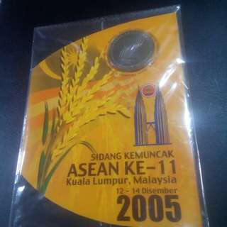 Coin Card Asean