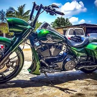 2014 Harley Davidson FLHSE CVO Road King