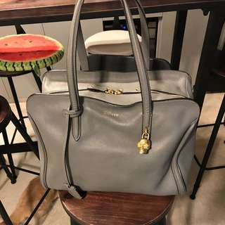 85%new Alexander mcqueen large bag