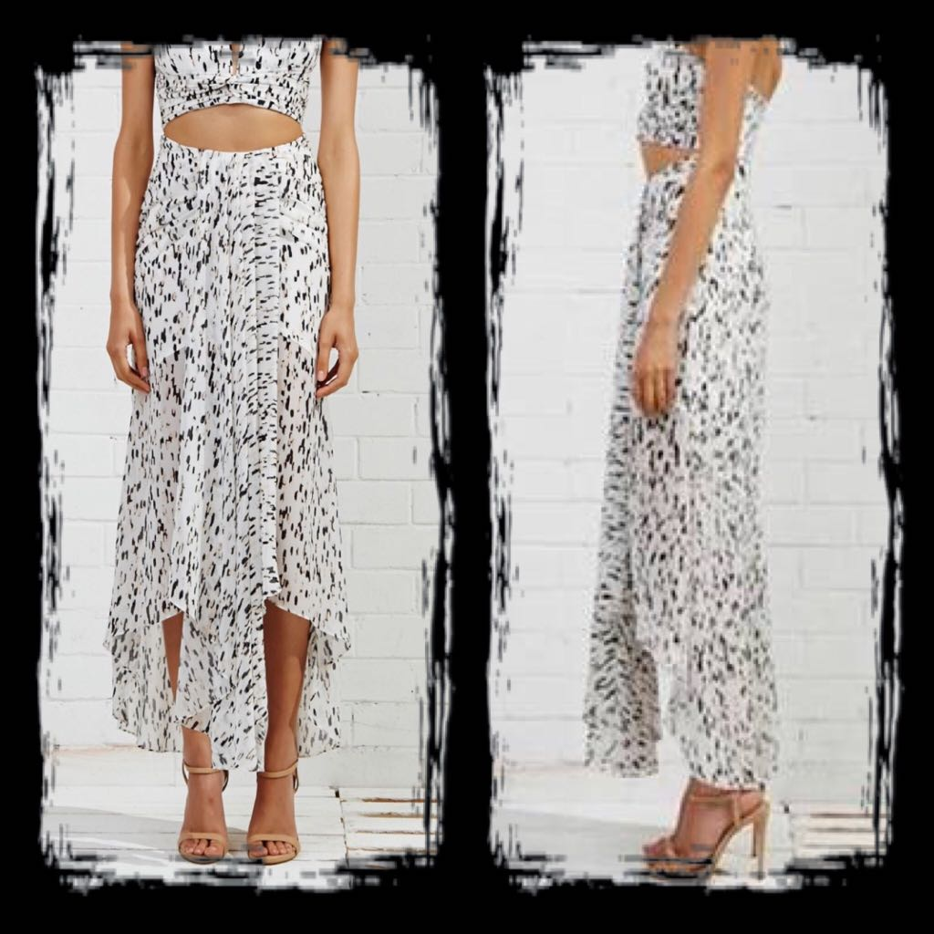 (12) Shona Joy waterfall skirt