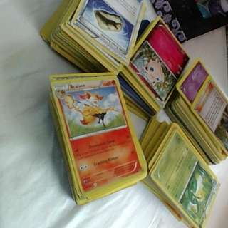 pokemon card bundle!