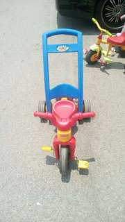 Tricycle 2in1