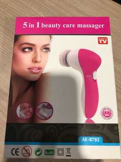 5 in 1 beauty care facial face Massager AE-8782