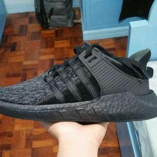 """Adidas EQT 93/17 """"Black Friday"""" (Triple Black)"""