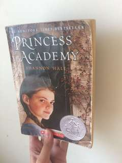 The Princess Academy by Shannon Hale