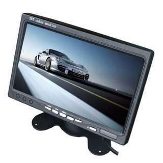 7 INCH Full HD TFT LCD MONITOR CAR