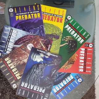 Chris Clearmonts Alens vs Predator