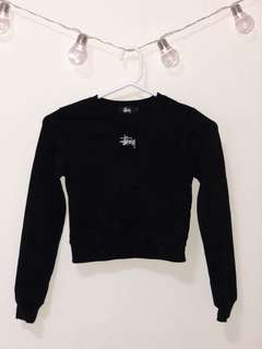 NEW Stüssy Cropped Jumper
