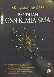 Panduan OSN Kimia SMA