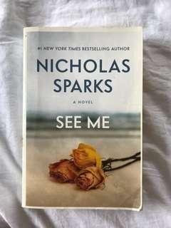 Nicholas Sparks SEE ME
