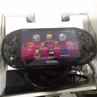PS Vita 3.63