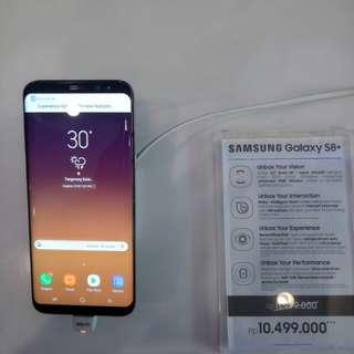 Samsung Galaxy S8+ Bisa Cicilan Tanpa Cc