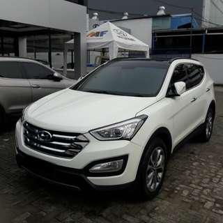 Hyundai Santa Fe harga murah bisa nego