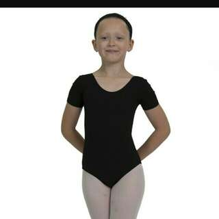 BALLET LEOTARD SHORT SLEEVE