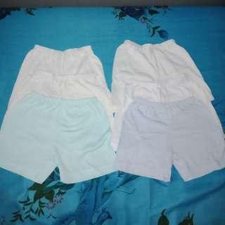 Take all: newborn shorts