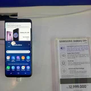 Samsung Galaxy S9+ Bisa Cicilan Tanpa Cc