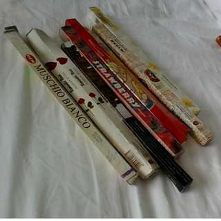 incense bundle