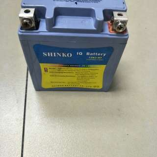 125z months old battery