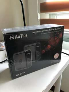 AirTies Air 4920 Dualpack Wifi 1600 Mbps