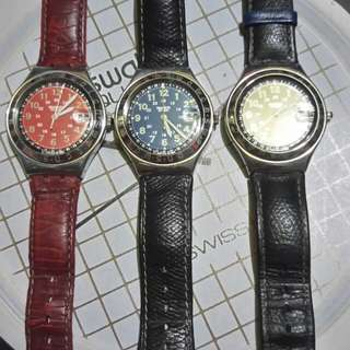 Swatch Irony Stainless Steel AG 93