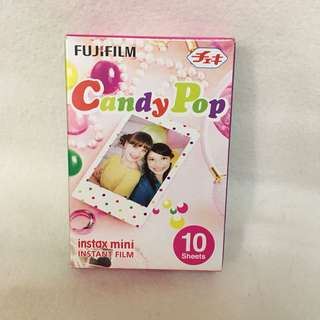 Fujifilm Instax mini Film in Candypop 🍬 | 🍭M02b