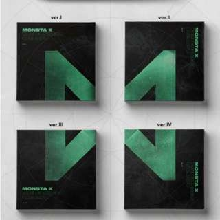 [PRE-ORDER] : MONSTA X - THE CONNECT : DEJAVU