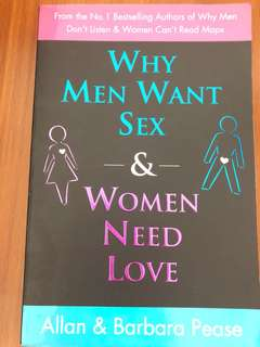 (Self Help) Why Men Want Sex & Women Need Love