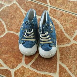 Baby shoes -MOTHERCARE -like new size UK4/EU 20.5