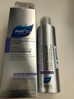 Phyto anti dandruff shampoo new