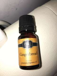 BRAND NEW Essential Oil - Gingerbread BRAND NEW