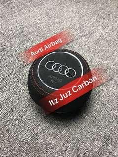 Audi R8 Airbag wrap