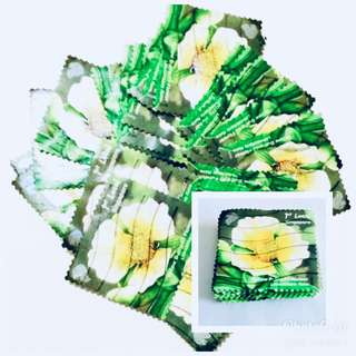 (40 pcs) S'pore Flowers Stamps