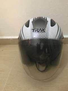 Trax Motorcycle Helmet