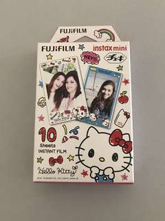 Hello Kitty Polaroid Film