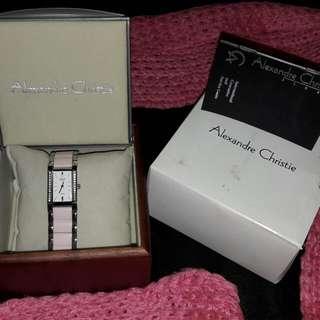 Alexandre Christie baby pink